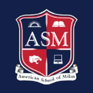 American School Milan logotype