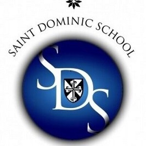 Unidad Educativa Saint Dominic School logotype
