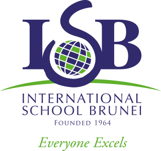 International School Brunei logotype